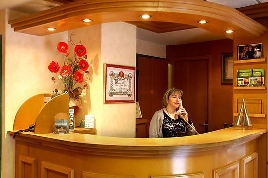 Hôtel Compostelle, Lourdes - Reception