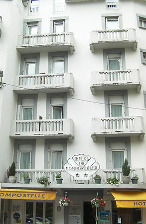 Hôtel Compostelle, Lourdes