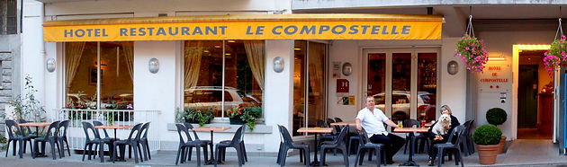 Hôtel Compostelle, Lourdes - Terrasse