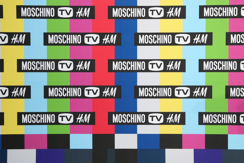 H&M - MOSCHINO