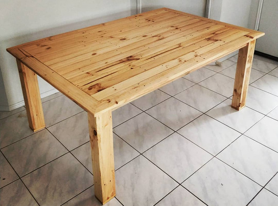 Raw large Dining table