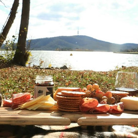 views and picnic