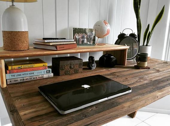 Study Desk with removable shelf