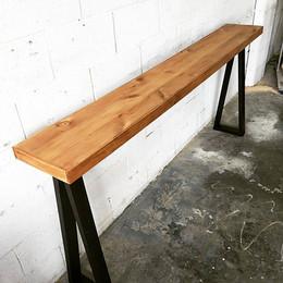 long side desk