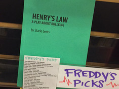 Henry's Law Now in Stores