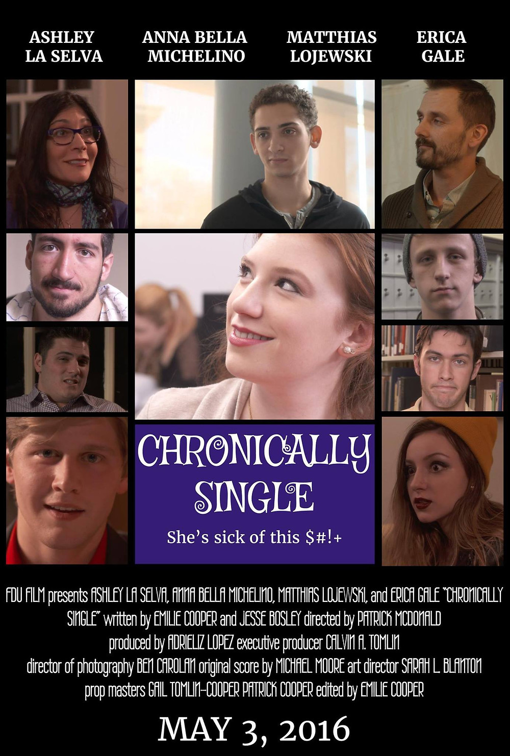 Movie Poster for Chronically Single