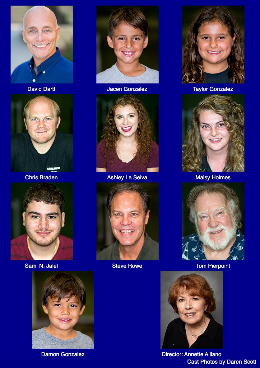 Cast for A Christmas Carol