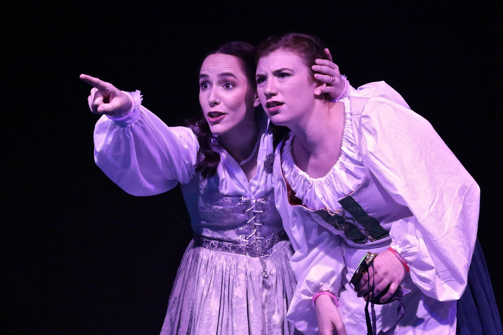 As Nurse in Romeo and Juliet