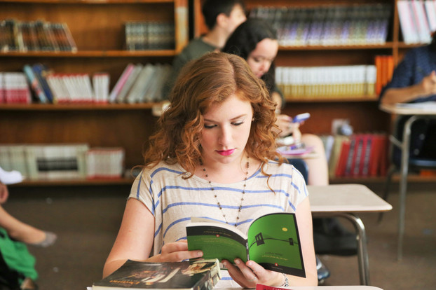As student in Blame