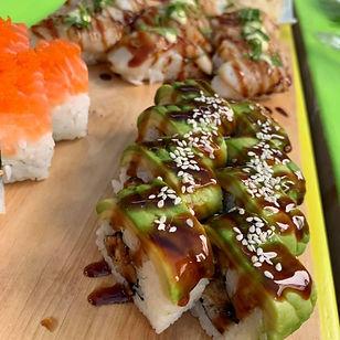 Suomen paras sushi Sushilounge
