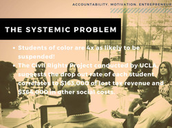 The Systemic Problem