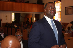 Former Mayor Kasim Reed