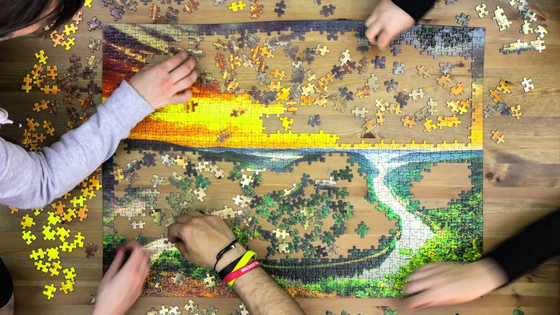 Parshat Vayakhel-Pekudei: Finding Matching Pieces In The Puzzle Of Life