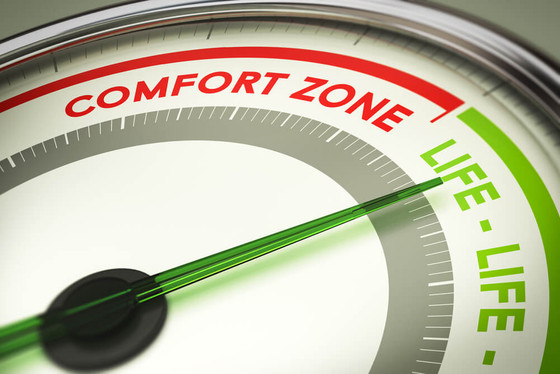 Shemot: How Often Do You Step Outside Your Comfort Zone?