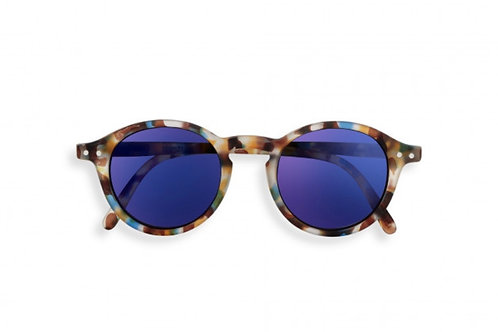 IZIPIZI Sun Junior #D Blue Tortoise Mirror