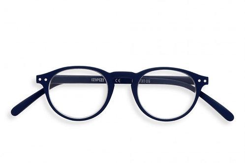 IZIPIZI Leesbril #A Navy Blue
