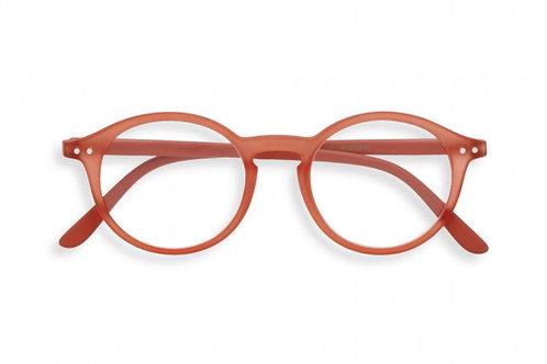IZIPIZI Leesbril #D Warm Orange