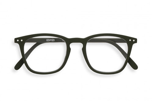 IZIPIZI Leesbril #E Kaki Green