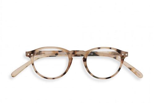 IZIPIZI Leesbril #A Light Tortoise
