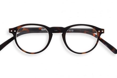 IZIPIZI Leesbril #A Tortoise