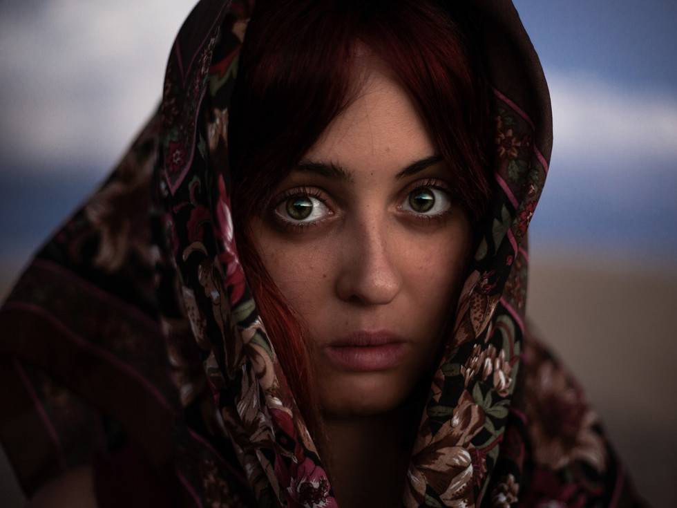 Persian eyes