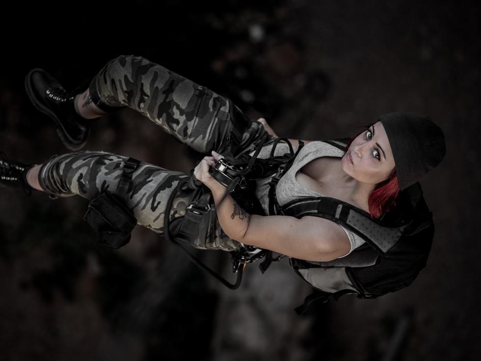 Lara Croft Wannabe
