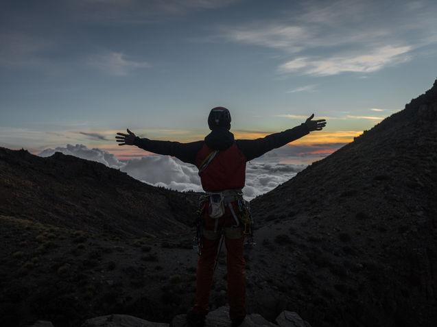 Tristan in Figerroa, Tenerife, Spain