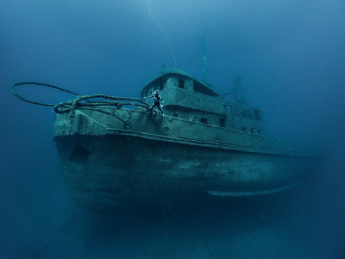 Buket freediving in Tabaiba