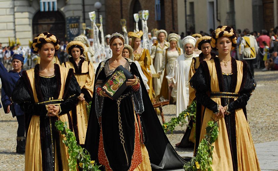Historical event - Piedmont