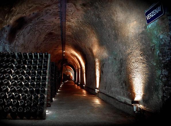 wine caves Bourgogne - France