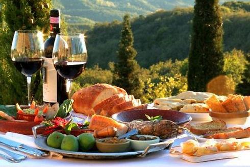 Italian - Wine & food