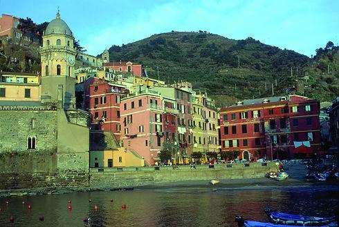 Cinque Terre- Italy