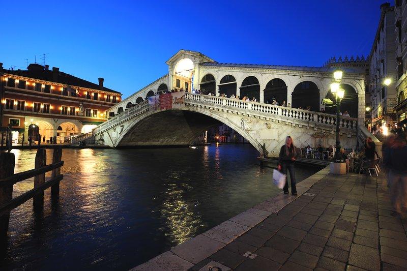 Rialto Brige Venice