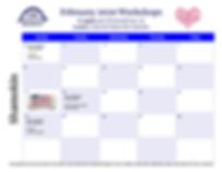 Calendar-CAA Shamokin  Feb.png