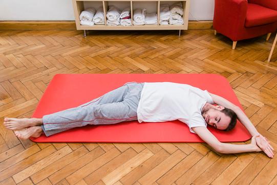 Julia Gekle, Rota Therapie, © Elisabeth Feldner