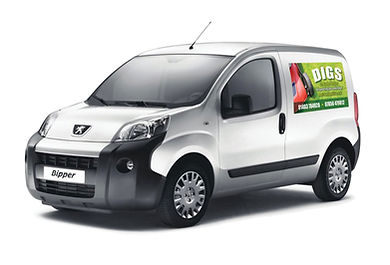 Magnetic Signs, Vehicle Graphics