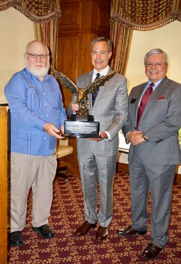 Eagle Award Ceremony