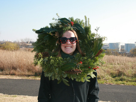 The Second Most Important Decision of the Year (it's a wreath)