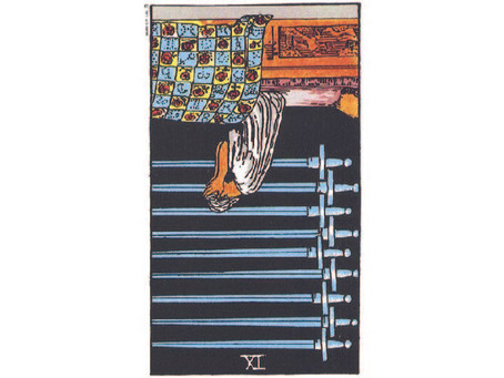 The Tarot Root: Week of January 31, 2016