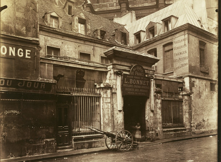 The Remains of the Old Paris