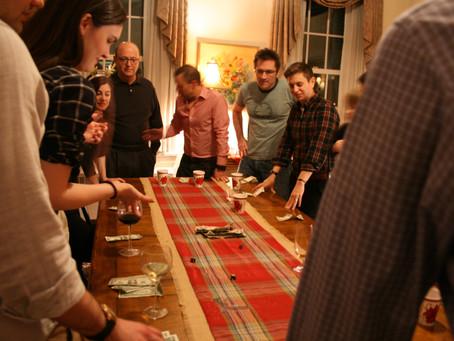Foolproof Way to Spread Holiday Cheer: Gambling!
