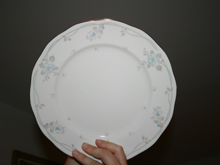Tricks of the Trade: Between Fine China and a Hard Plate
