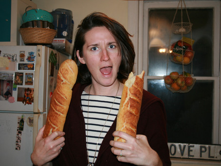 Baking & Beer | Baguettes!