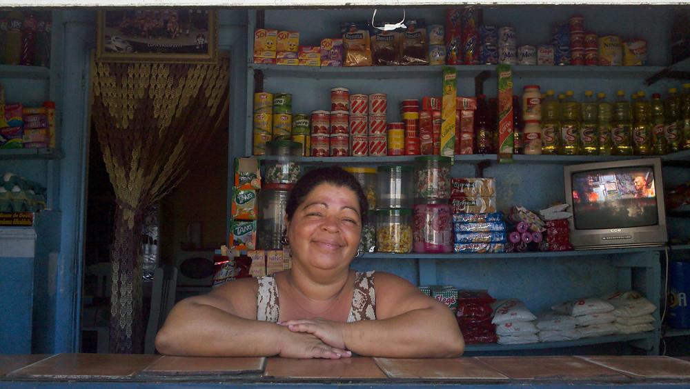 Vera from Providencia, Rio de Janeiro