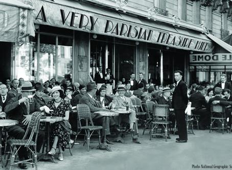 A Very Parisian Sunday Treasure Hunt