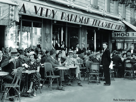 A Very Parisian Sunday Treasure Hunt