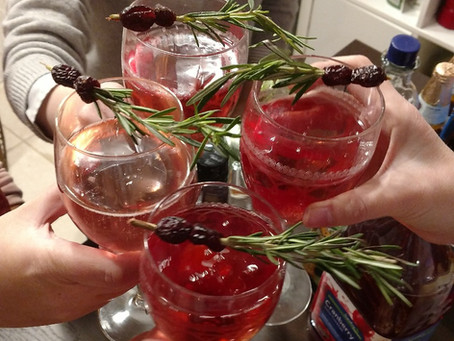 Ways to Toast for Teetotaling Hosts