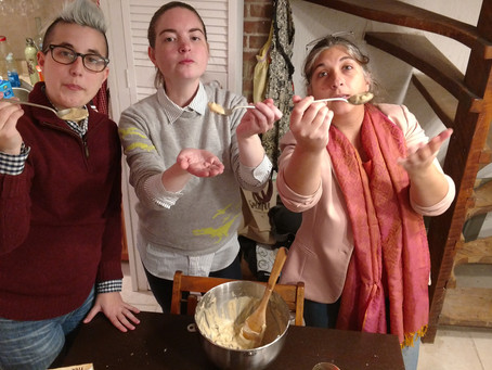 Cookie Party Traditions and Tribulations