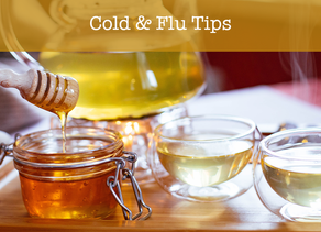 Home remedies: Cold & Flu Prevention Tips