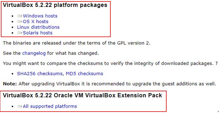 須注意主程式與擴充包版本是否相同